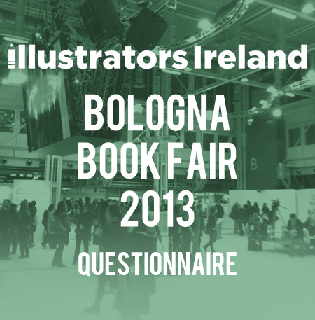 Bologna Book Fair 2013 - Questionnaire Part I