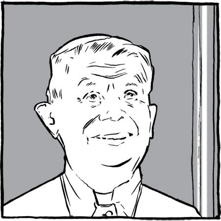 Papa's last day – mini comic