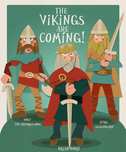 Vikings Are Coming - Promotional Material Fingal County Council