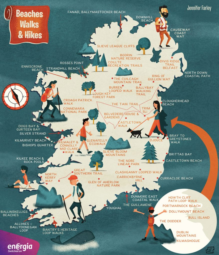 Hikes-Walks-Beaches-Ireland-Jennifer-Farley