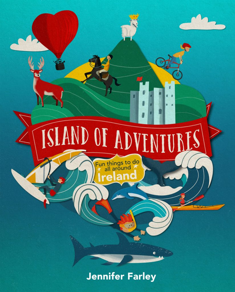 Island of Adventures Written And Illustrated By Jennifer Farley