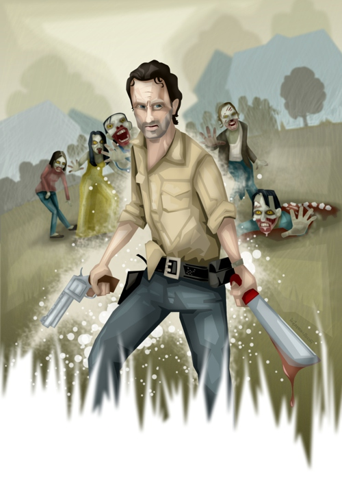 Martin Beckett - Walking Dead