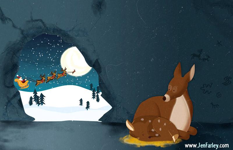 Bliain na nAmhrán (Year of Song) - Merry Christmas - Jennifer Farley