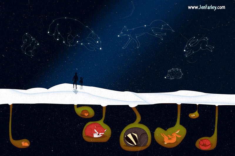 Bliain na nAmhrán (Year of Song) - Sleeping Animals - Jennifer Farley