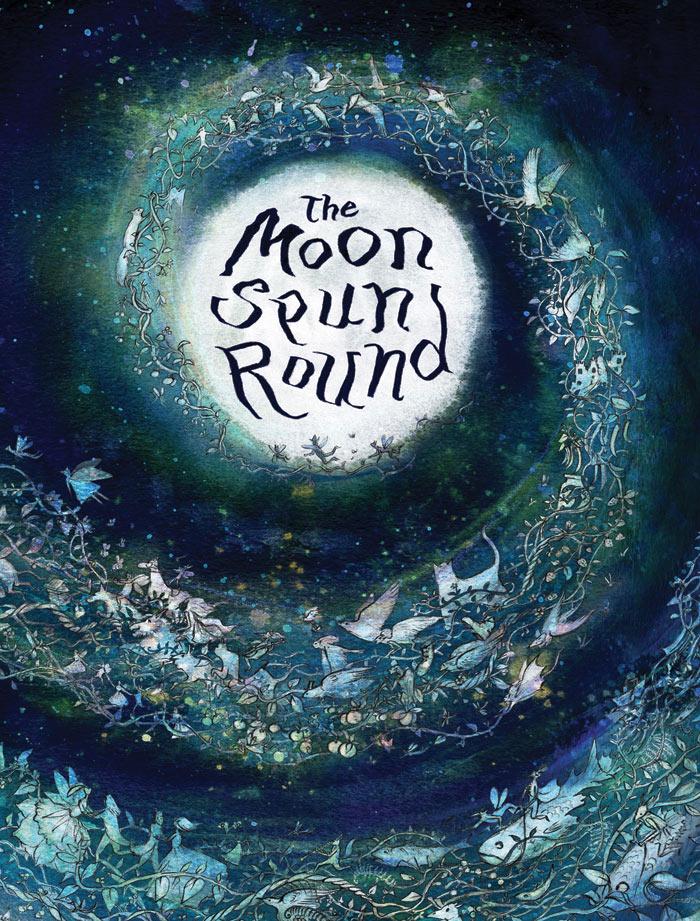 The Moon Spun Round