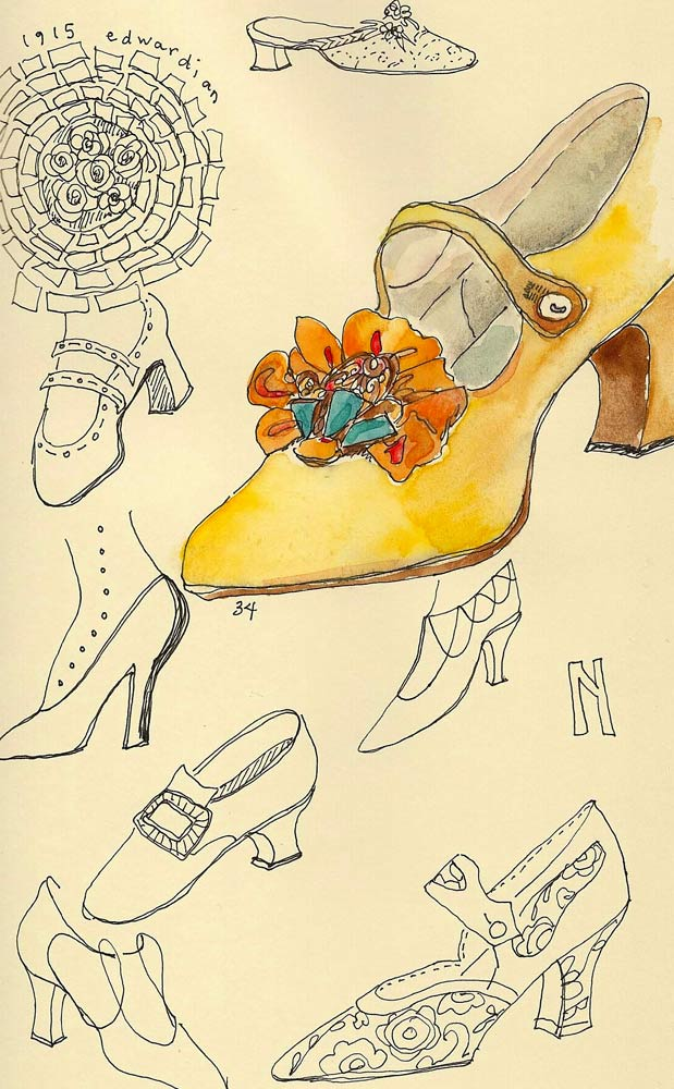 A History of Shoes