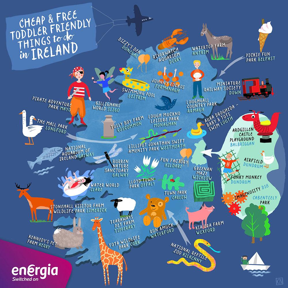 Energia-Map toddler activities