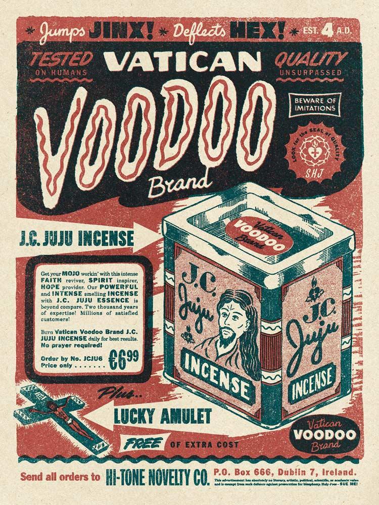 Vatican Voodoo