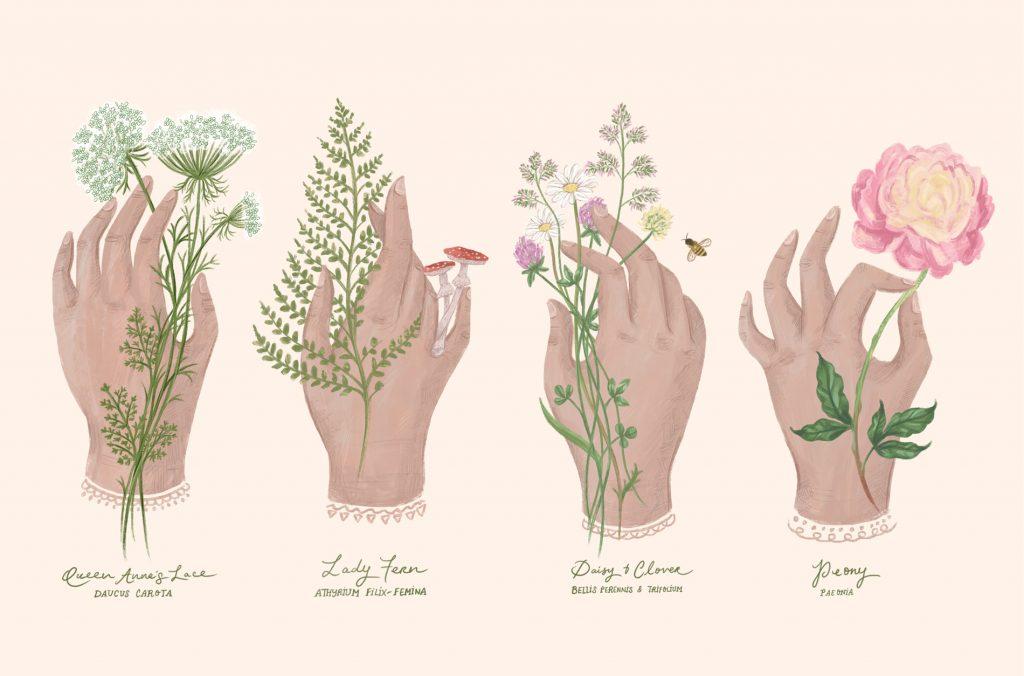 Handpicked Flowers