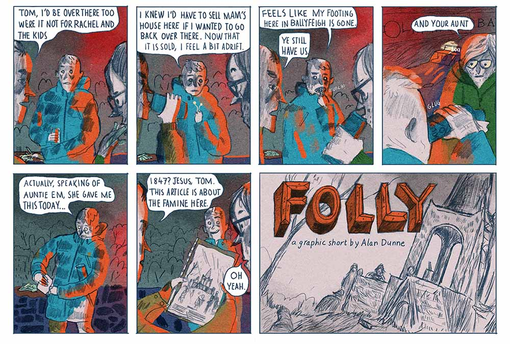 Folly Comic