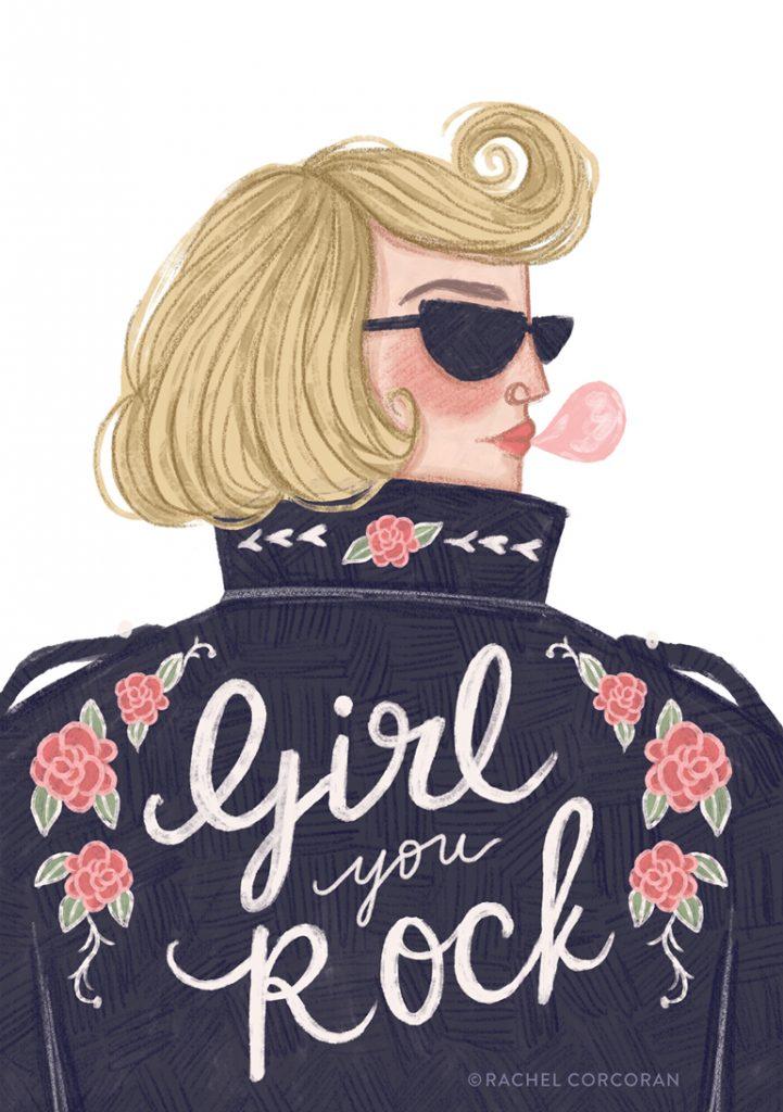 Girl You Rock