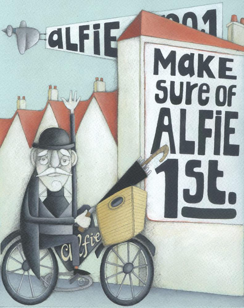 Alfie Byrne