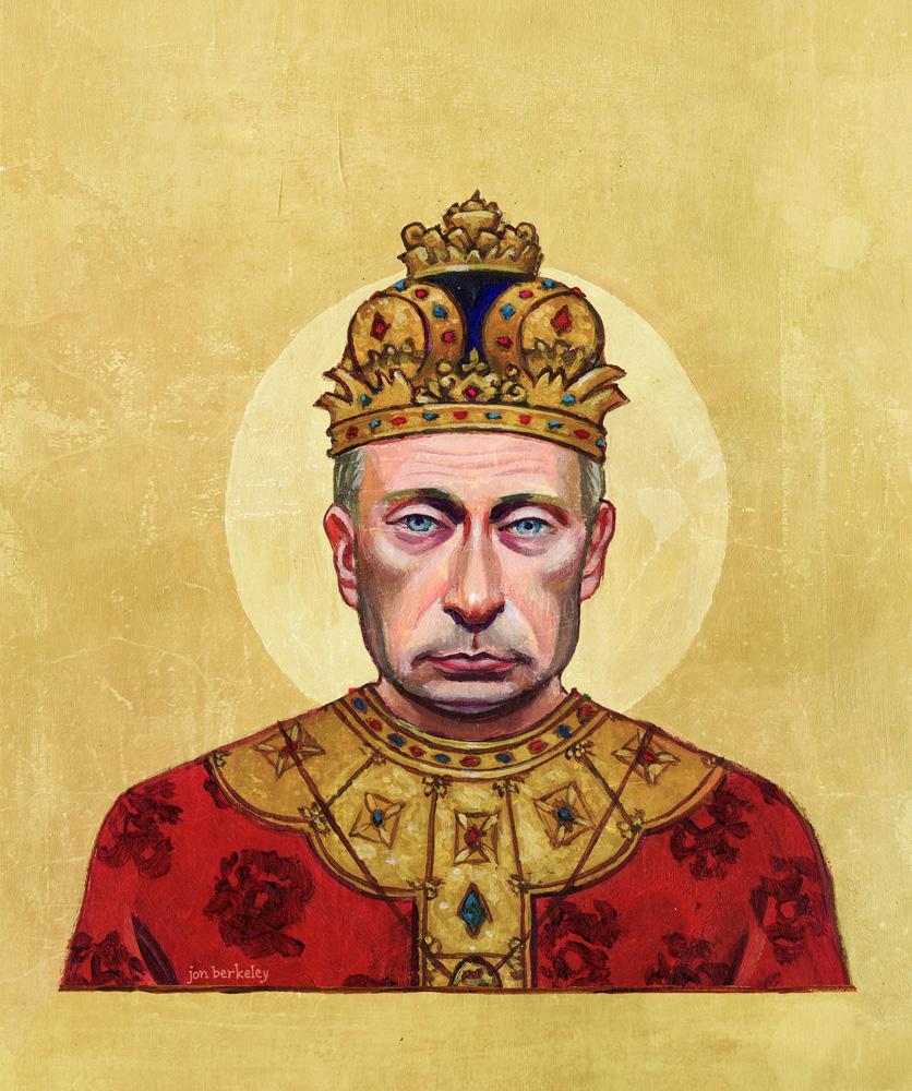 Tzar Putin