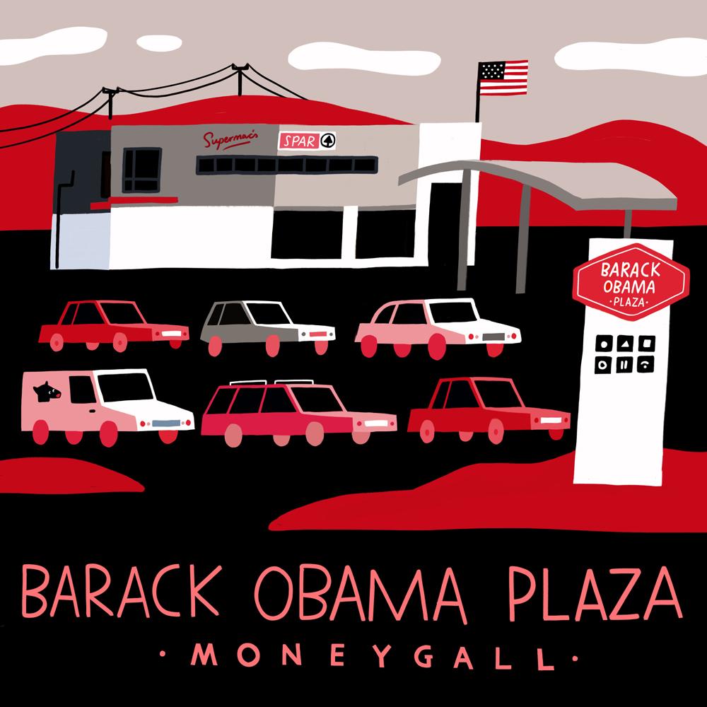 Barack Obama Plaza