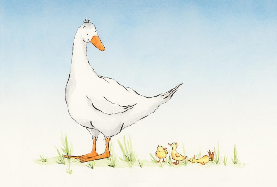 Mamma Goose
