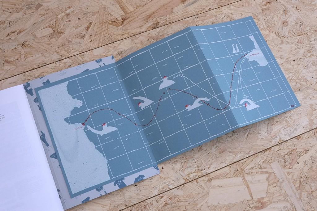 Map of Irish Sea