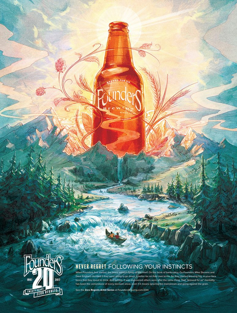 Founders-Brewery-poster-Sam-Hadley