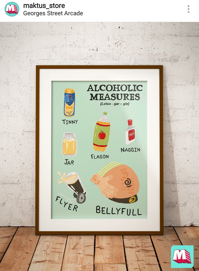 Alcoholic Measures