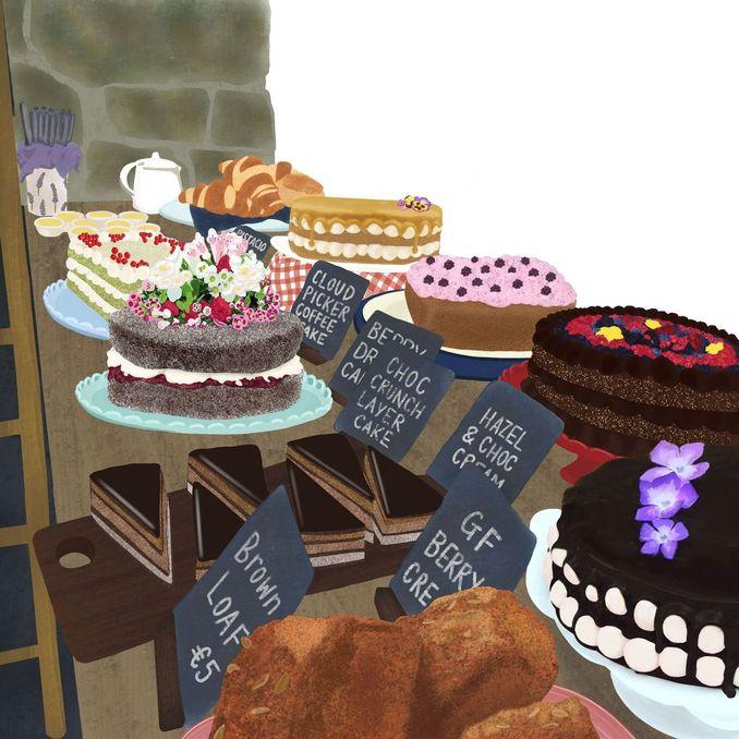 Kai Cakes