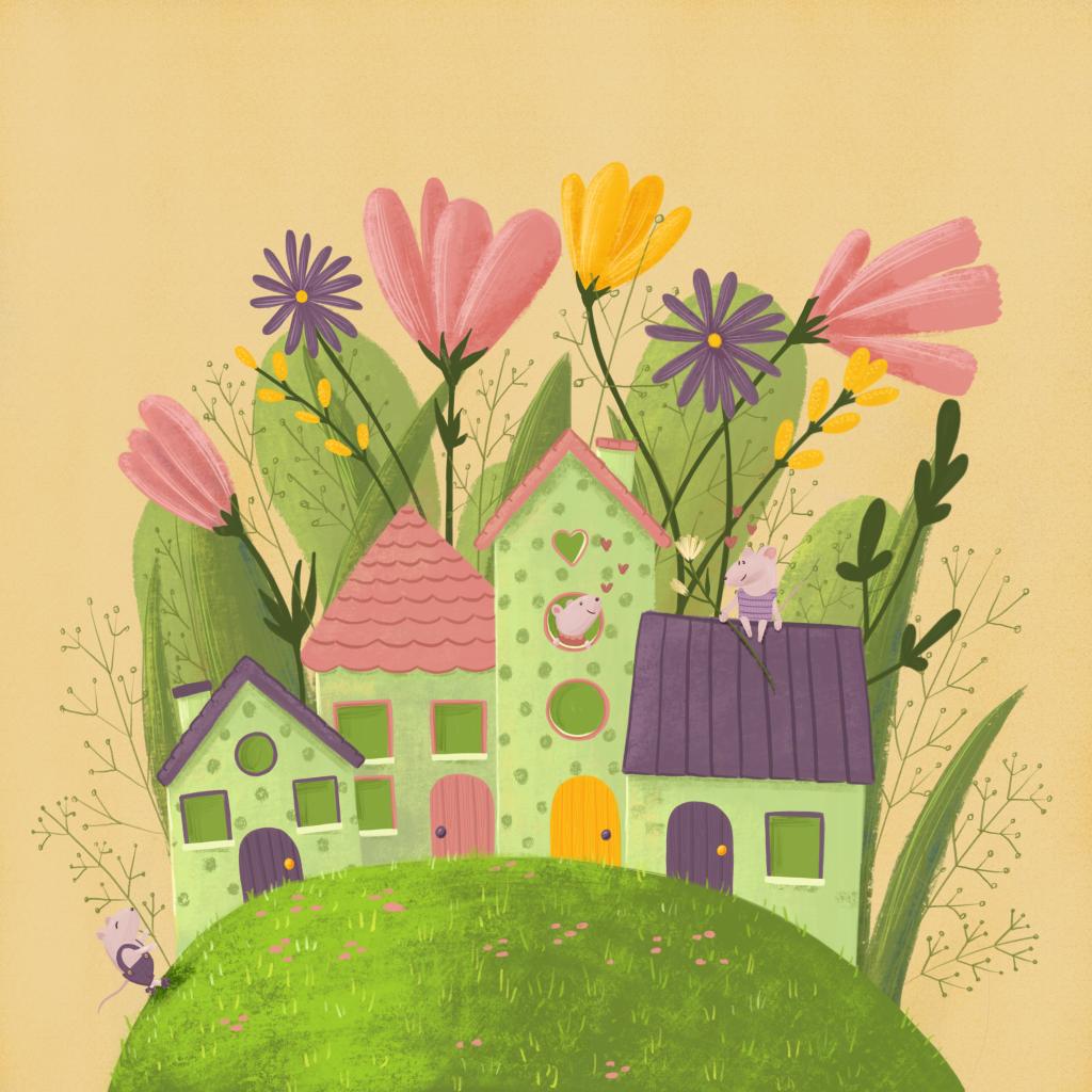 Mouse_Village
