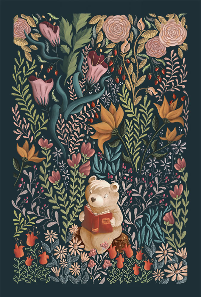 Bear - Audrey Dowling
