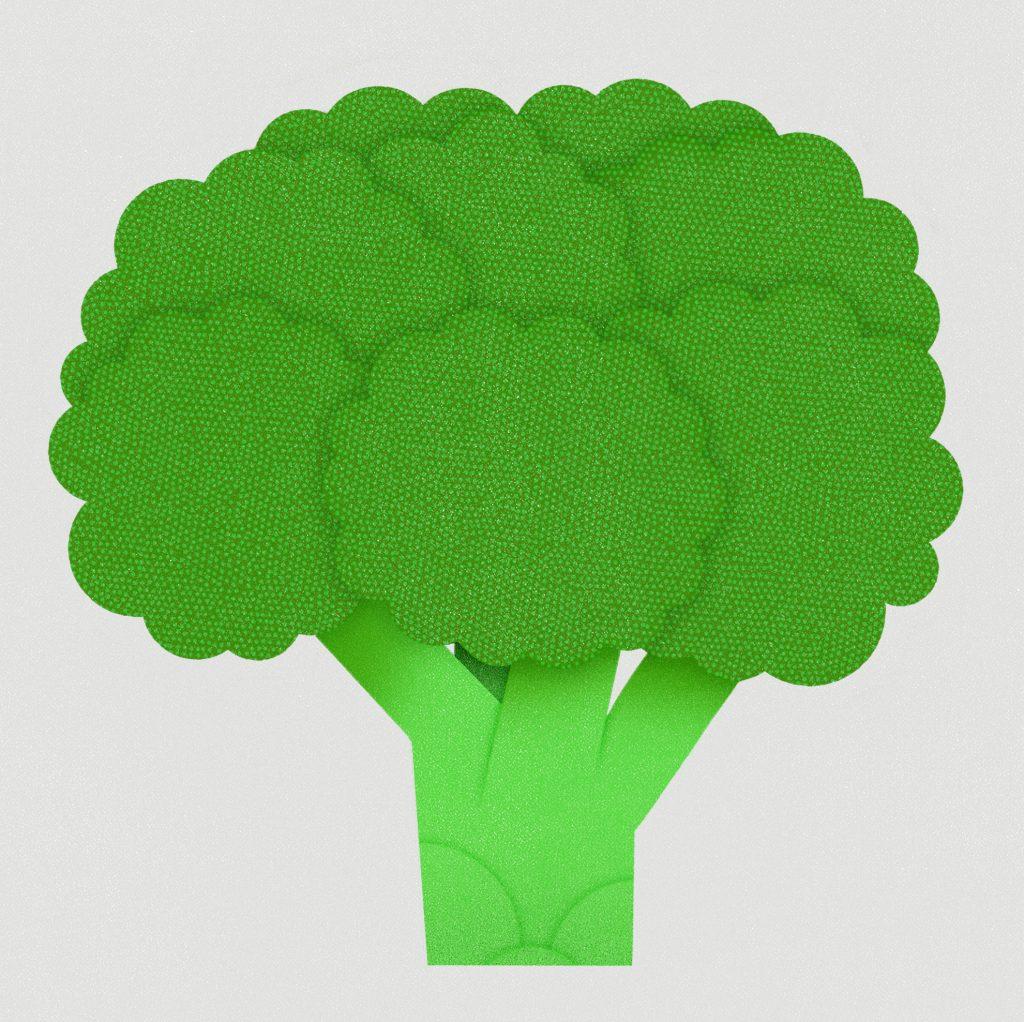 Lydia Hughes - Broccoli