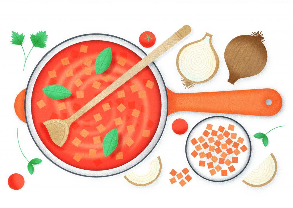 Tomato Sauce - Herbs