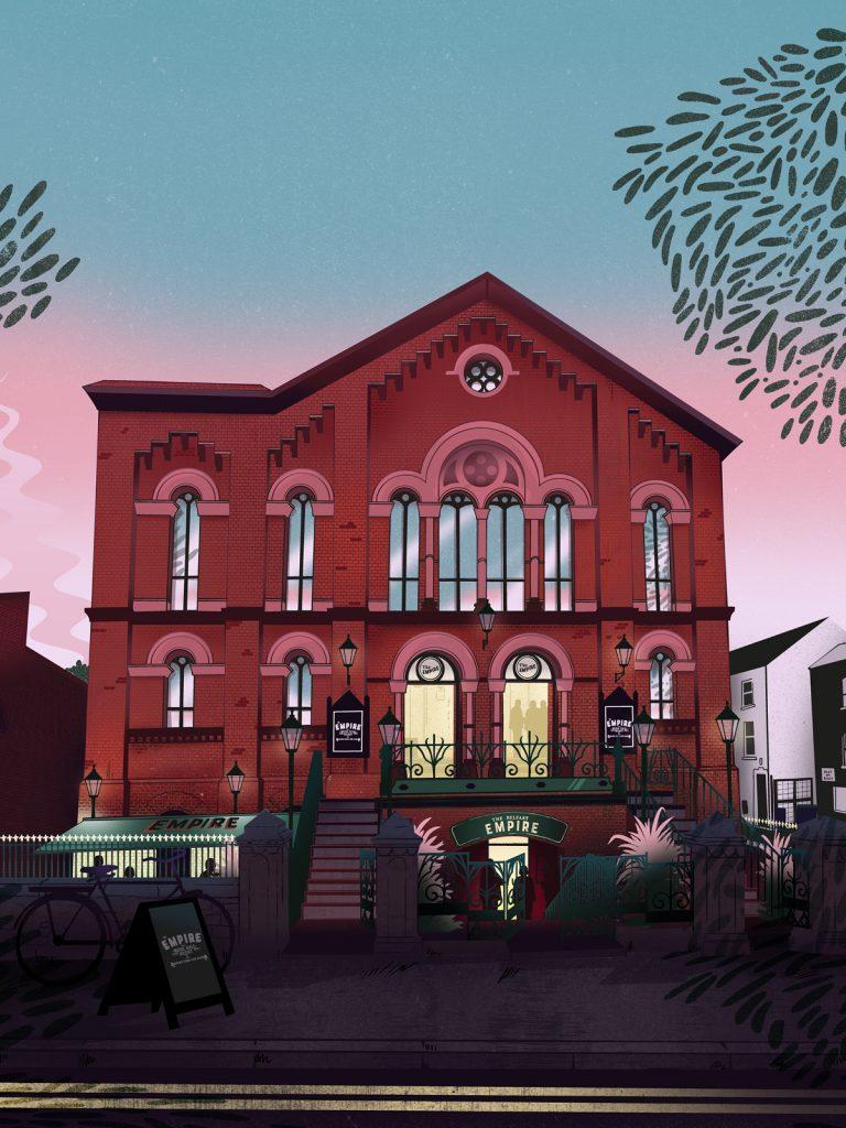 The Empire Music Hall - Belfast