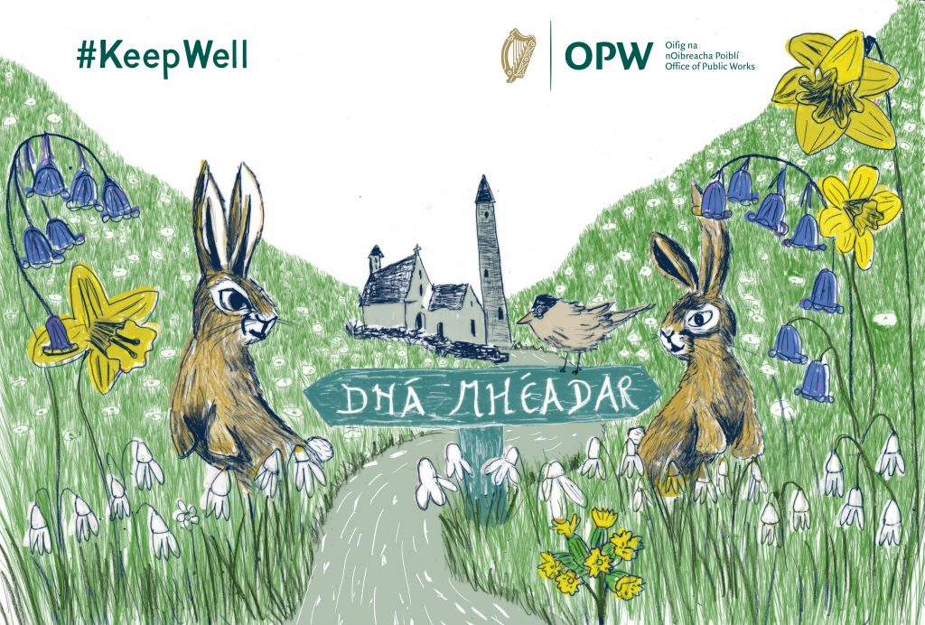 Office of Public Work Spring Keep Well Campaign