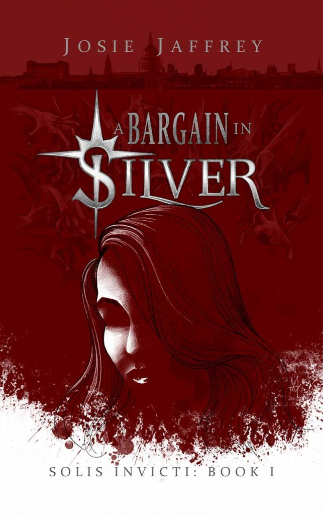 A Bargain in Silver by martin beckett art - small