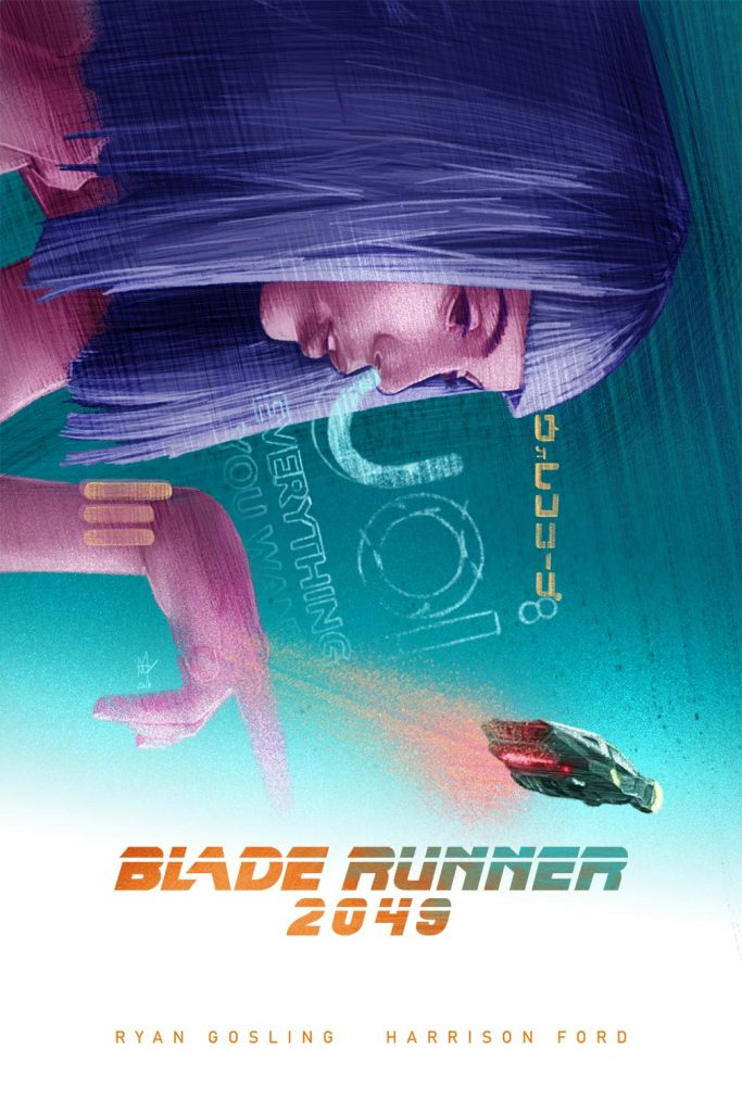 Bladerunner 2049 joi - small - martin beckett art