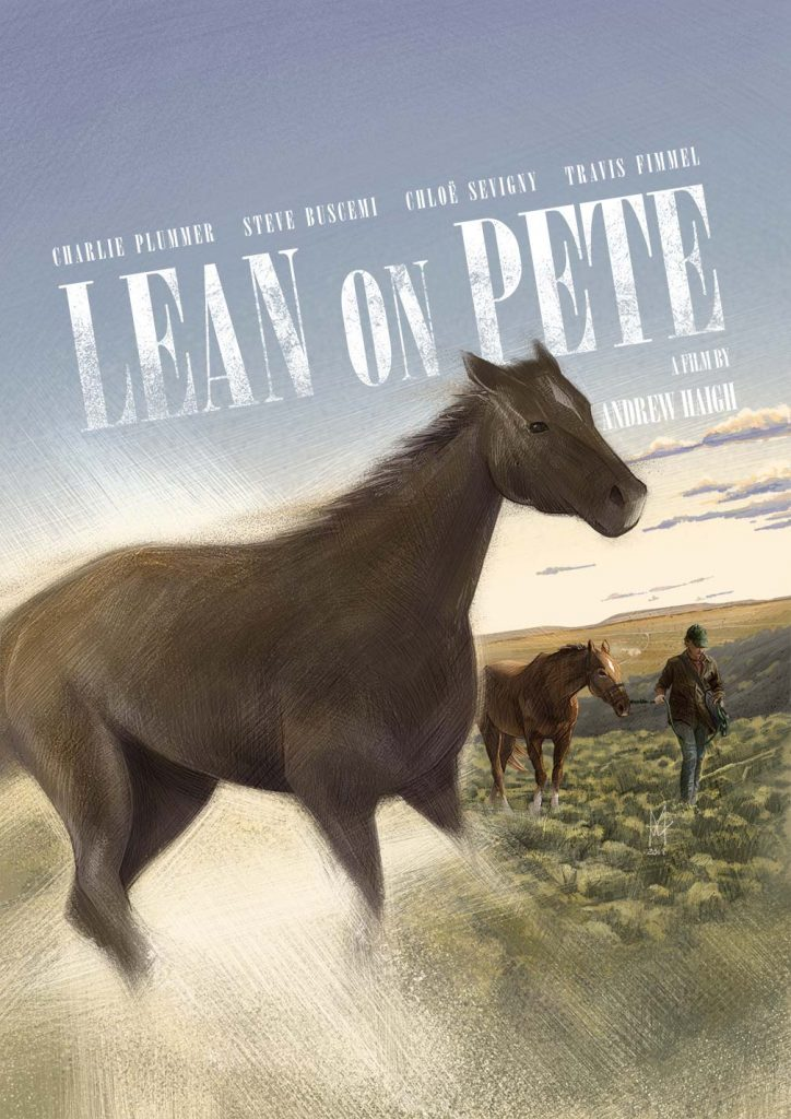 Lean on Pete -with title- martin beckett art