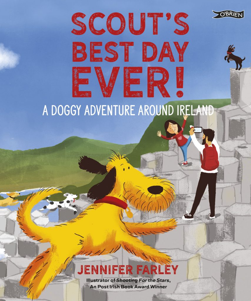 Scouts Best Day Ever Cover By Jennifer Farley