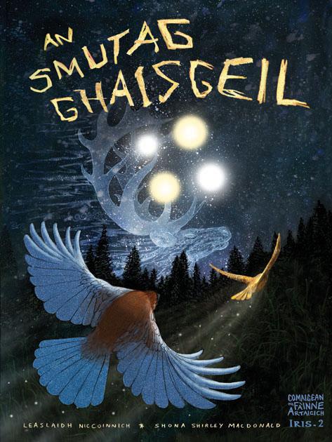 An Smutag Ghaisgeil cover