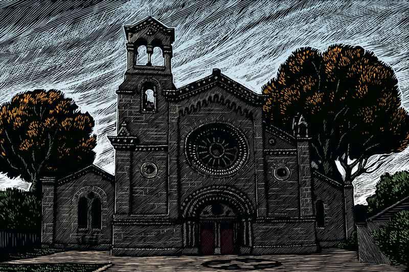 Sandford Church- Ranelagh