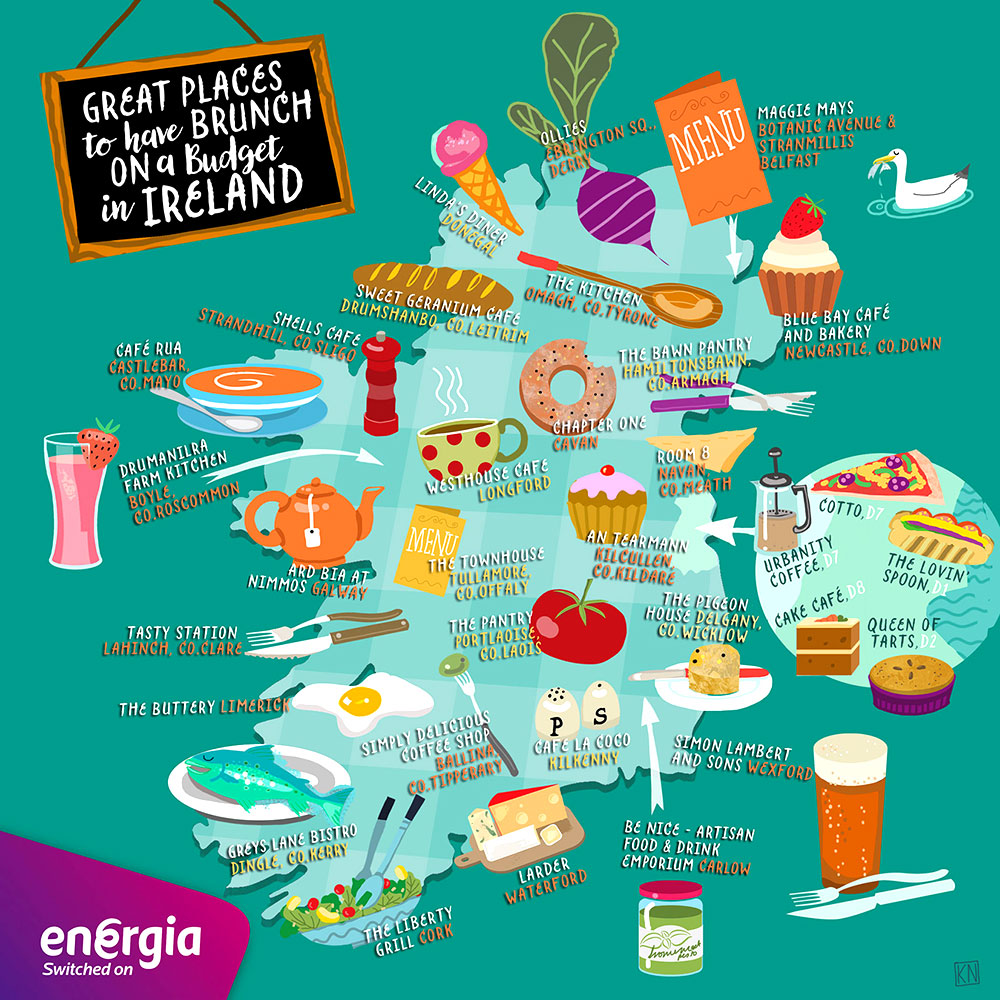 Energia-Brunch Map