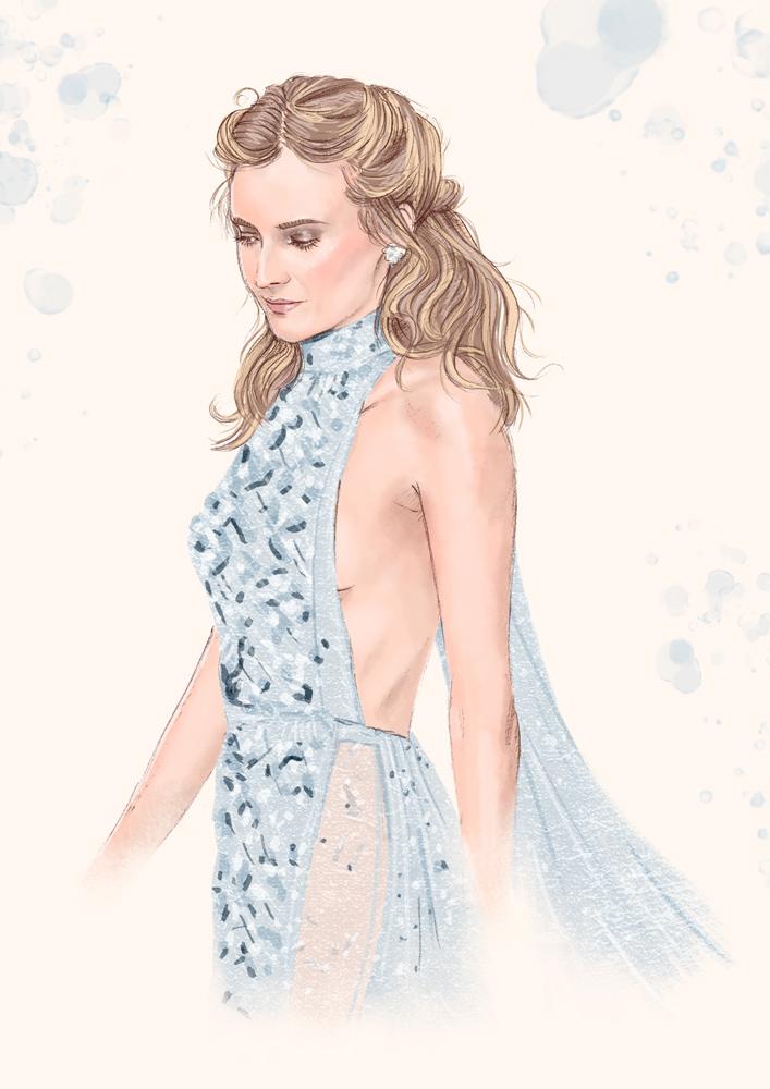 Diane Kruger (Cannes)