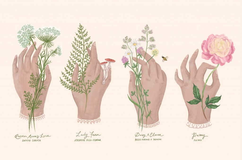 Handpicked Wildflowers