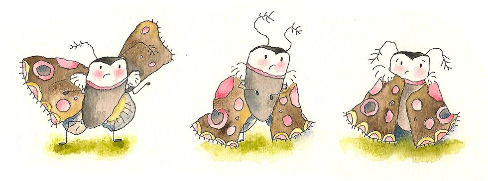 Murphy the Moth
