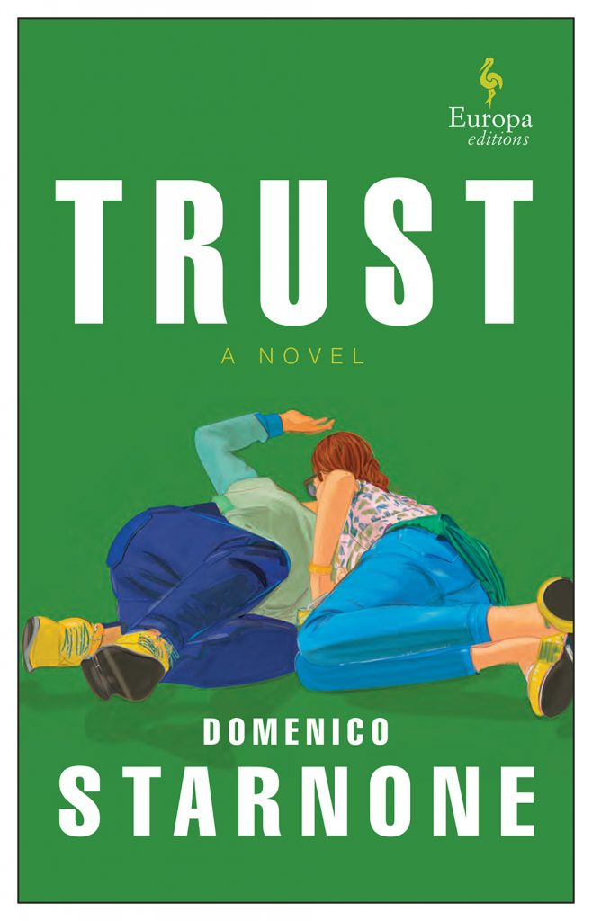 Trust  by Domenico Starnone (Cover)