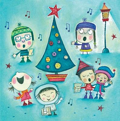 Christmas Card, Trocaire