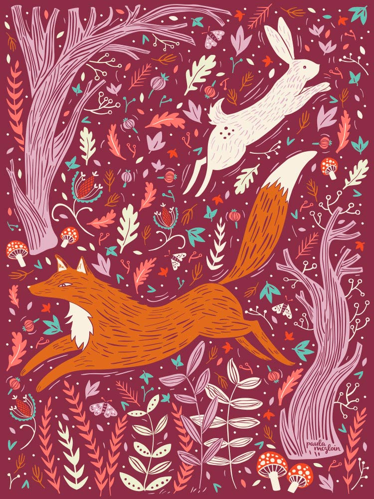 The Fox and the Hare
