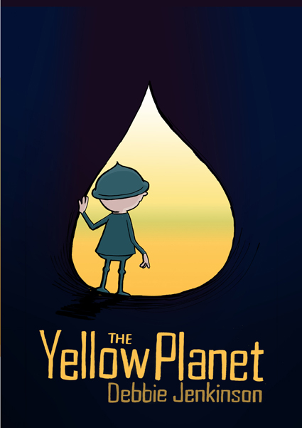Cover to Yellow Planet