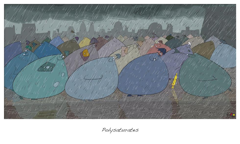 Polysaturates - P. Elliott