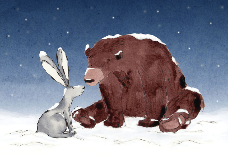 Bear and Hare