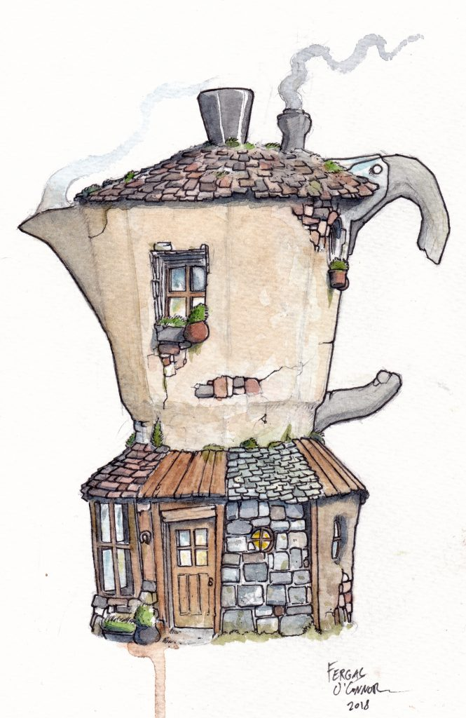 Coffee Pot Home