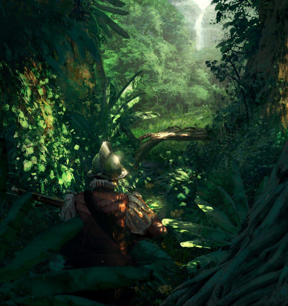 Conquistador-Jungle