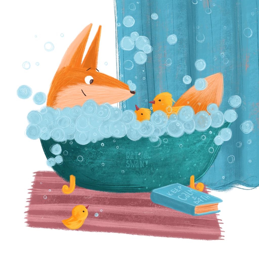 Bathing copy