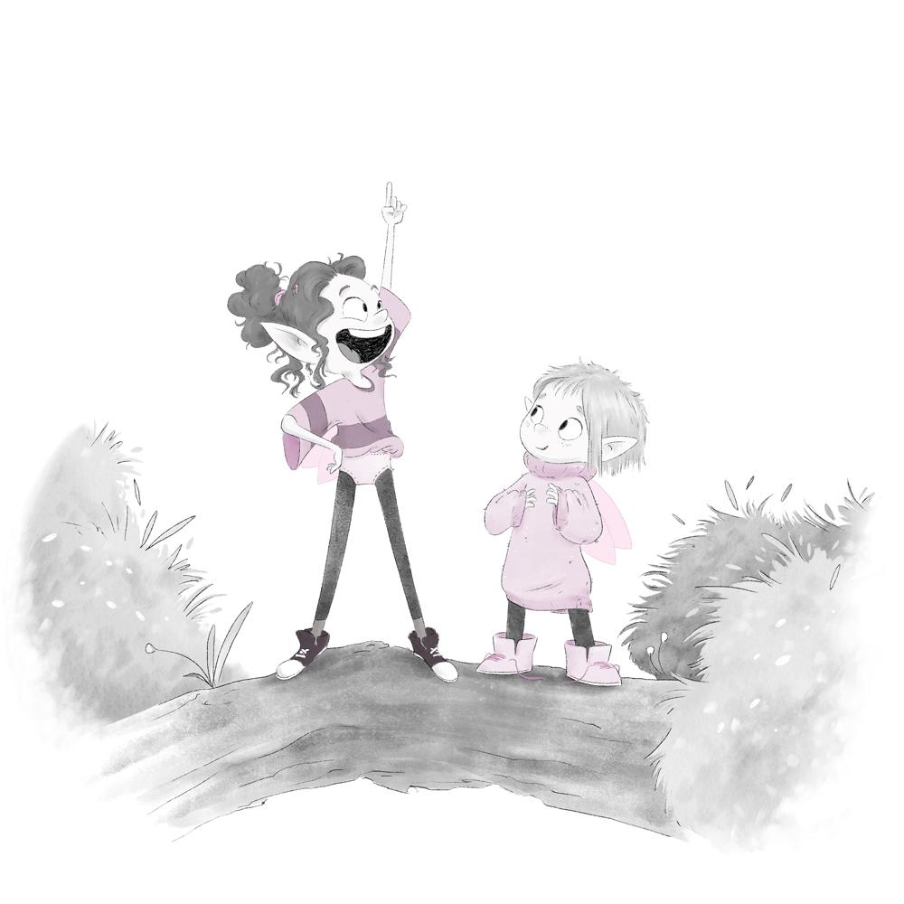 Holly and Jess