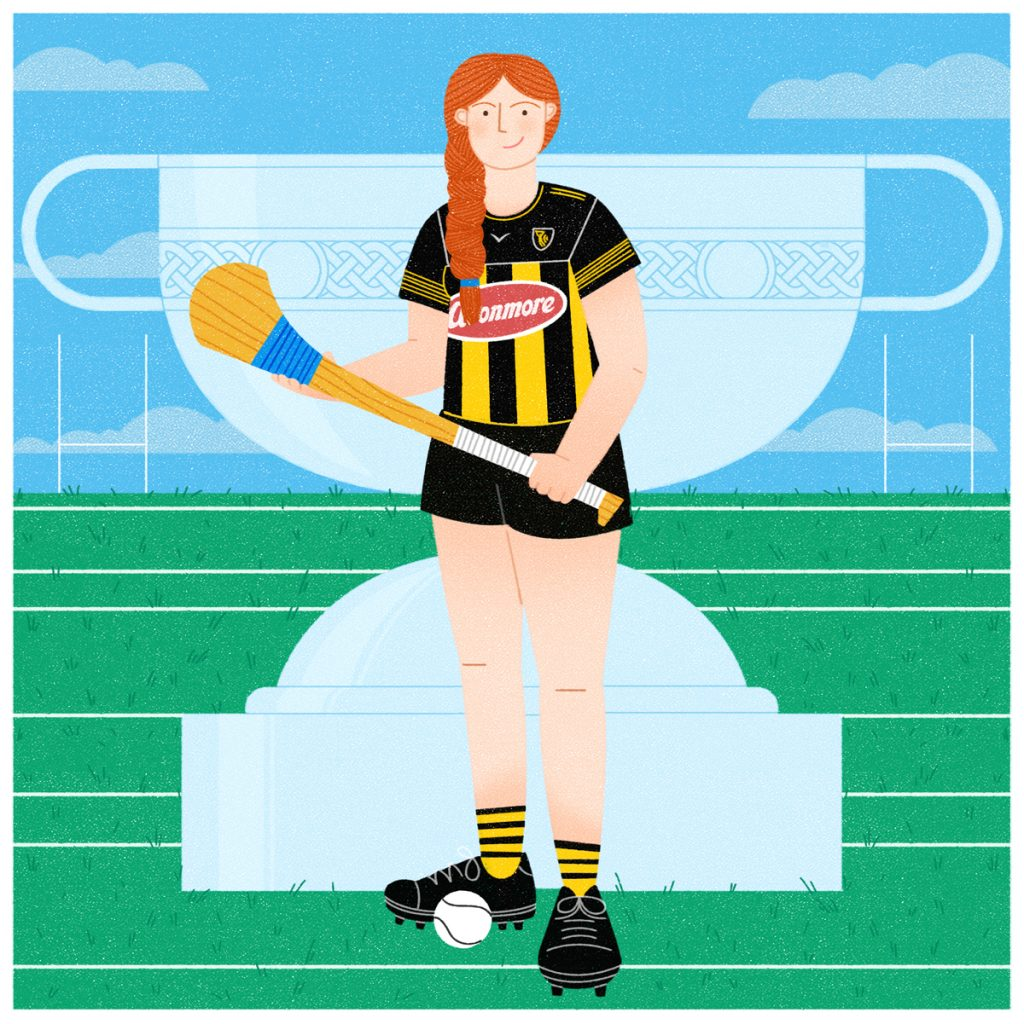LHughes - Camogie Final 2020